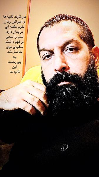 دلنوشته هایی زیبا از کامران تفتی + عکس