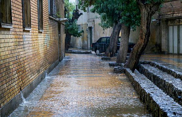 ثبت 6.5 میلیمتر بارندگی در سه هفته نخست پاییز