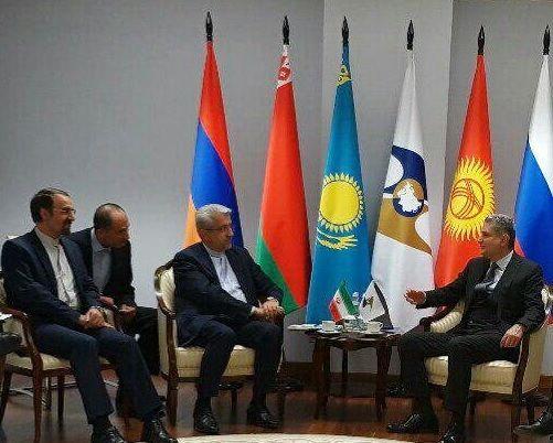 توافق ایران و روسیه در زمینه تدوین برنامه مشترک توسعه همکاری ها