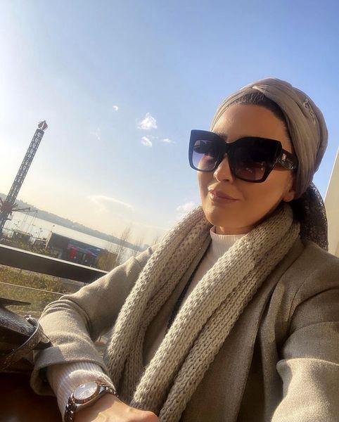 استایل جدید مریم معصومی + عکس