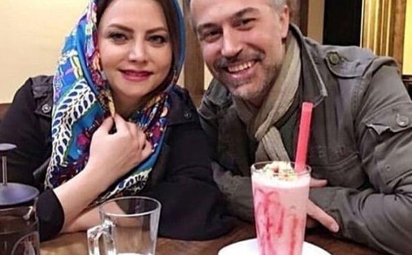 گردش دانیال حکیمی و همسر جوانش+عکس