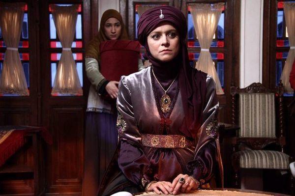 کپی سریال شهرزاد در تلویزیون