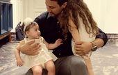 دردسرهای شاهرخ استخری با دو دختر بابایی اش+عکس