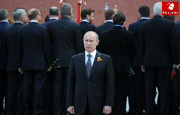 نیمی از روسها پوتین را برای ۲۰۱۸ نمیخواهند