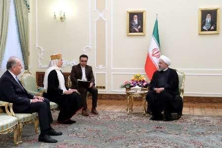 ایران زمانی در برجام می ماند که ازمنافع آن بهرهمند شود
