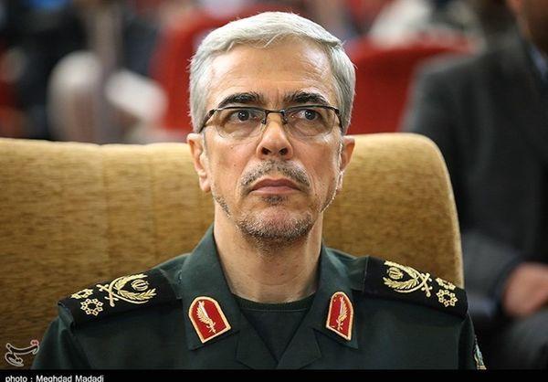 """سردار باقری: """"محاسبه ناپذیری پاسخ ایران به تهدیدات"""" واقعیتی غیرقابل انکار است"""