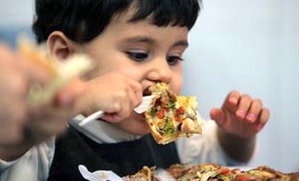 تاثیر رژیم غذایی پرکالری بر سلامت قلب کودکان