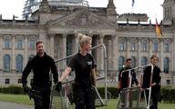 تشدید تدابیر حفاظتی از پارلمان آلمان