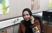 پاسخگویی سپیده خداوردی به نظرات مردم+عکس
