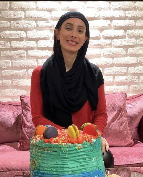 تولد امسال سحر زکریا + عکس