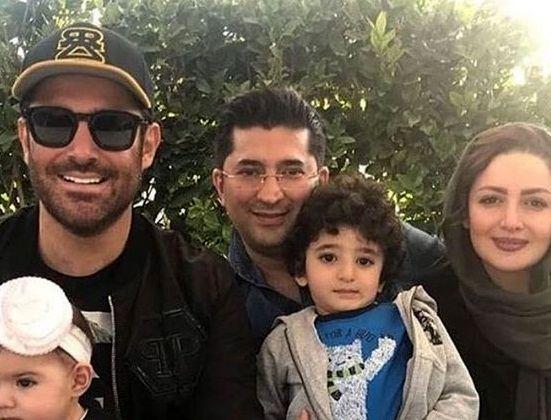 گلزار مهمان خانواده شیلا خداداد+عکس
