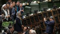 شوخی لاریجانی با سلفی گرفتن معاون وزیر امور خارجه
