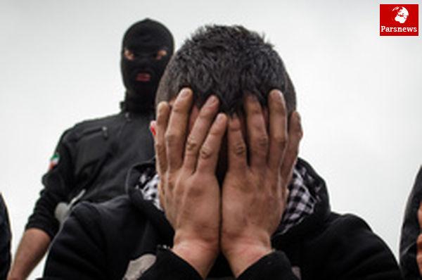بزرگترین قاچاقچی پایتخت دستگیر شد