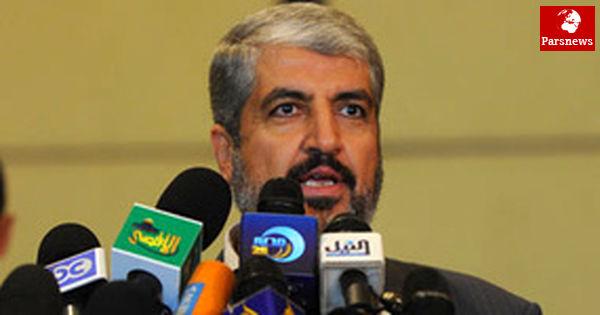 مشعل باز هم رهبری حماس را برعهده گرفت