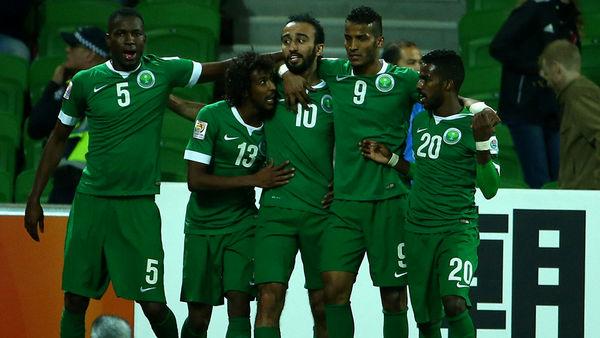پیروزی پرگل عربستان در دیدار دوستانه
