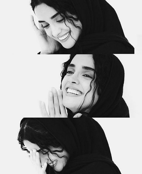 خنده های از ته دل «الهه حصاری»