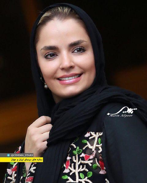 """عکس از بازیگر افغانستانی سریال """"بوی باران"""""""