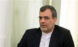 آمادگی ایران برای همکاری با صلیب سرخ جهانی