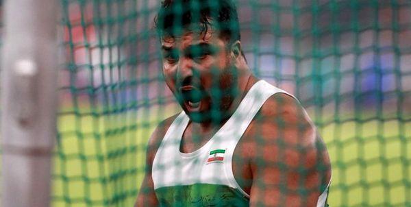 سرشاخ شدن نایب قهرمان المپیک با پلنگ جویبار+ تصویر