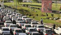 بازگشت ترافیک به تهران با حضور دانش آموزان در مدارس