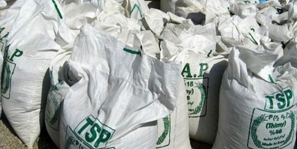 توزیع نهادههای کشاورزی با ناوگان حملونقل جادهای