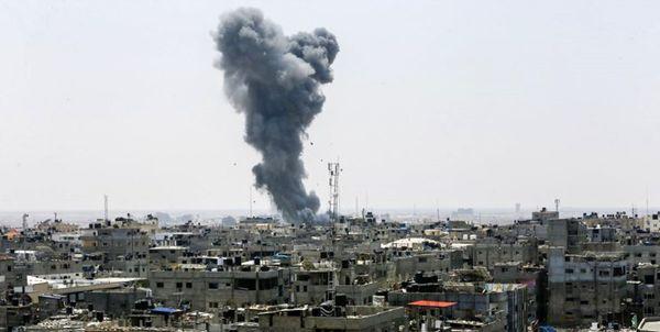 ۳۰۰ حمله علیه ساکنان غزه توسط رژیم صهیونیستی در یک سال