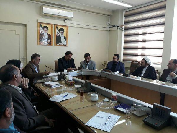 جلسه شورای هماهنگی مبارزه با مواد مخدر ورامین تشکیل شد