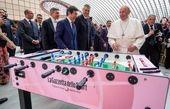 انتقاد پاپ فرانسیس از پرداختهای کلان به فوتبالیستها