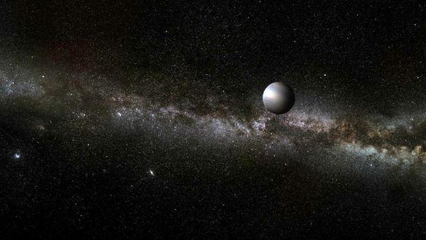 کشف چهار سیاره سرگردان توسط دانشمندان
