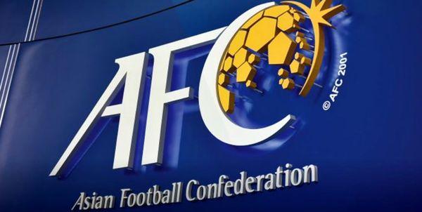 بازتاب تهدید فدراسیون فوتبال توسط AFC