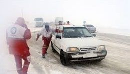 احتمال یخزدگی برخی راههای کشور از فردا