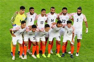 هند در کنار تیم ملی ایران قرار گرفت