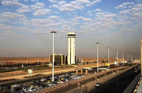 ماجرای فرود یک هواپیمایی آمریکایی در فرودگاه مهرآباد