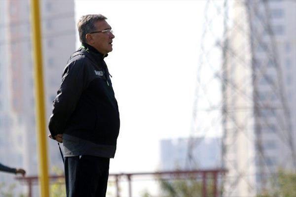 برانکو: امیدوارم کفاشیان بتواند کاری کند و از باشگاههای ایرانی حمایت کند