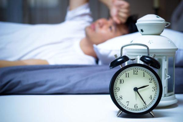 راهکار طلایی برای خوابیدن فقط در دو دقیقه