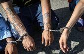 سقوط آزاد سارق منزل در حین فرار