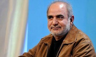 واکنش پرویز پرستویی به باخت ناباورانه حسن یزدانی/ عکس