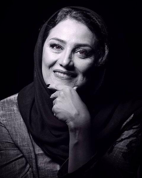 عکس فرهاد ایرانی از شبنم مقدمی