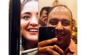 واکنش عاشقانه نرگس محمدی برای اولین اجرای همسرش
