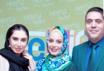 نسیم ادبی در جشن تولد آقای خواننده+عکس