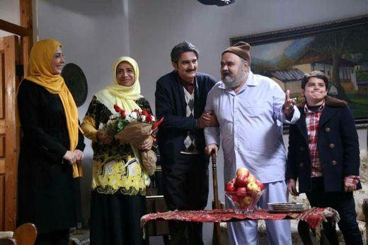 آخرین سریال تلویزیونی اکبر عبدی + عکس