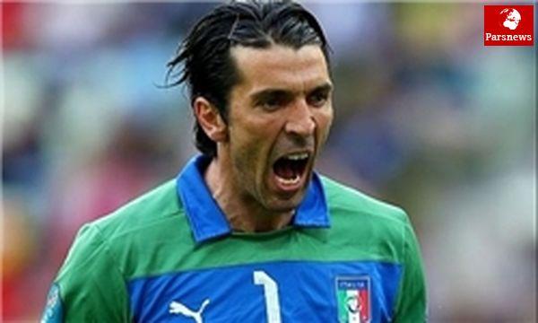 تلاش بوفون برای بازگشت توتی به تیم ملی ایتالیا