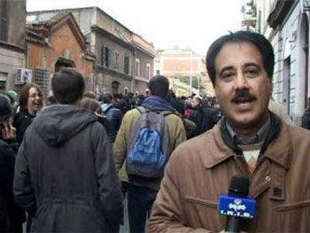 حمید معصومی نژاد در ایتالیا بازداشت شد/عکس