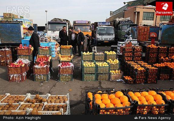 جریمه ۳ میلیاردی شرکت توزیع میوههای دولتی