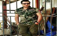 تیپ ارتشی اسپورت مجید واشقانی+عکس