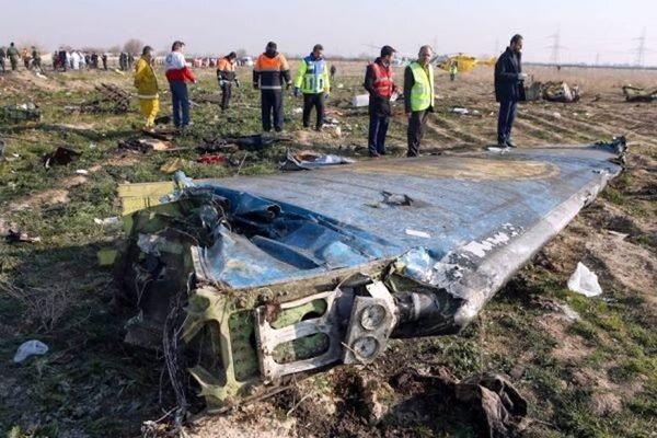 جعبهسیاه هواپیمای اوکراینی به فرانسه تحویل داده شد