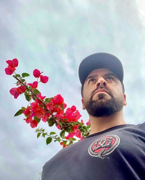 سلفی گل گلی بهرنگ علوی + عکس