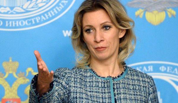 زاخارووا: آمریکا برای شکست گفتگوی ملی و بیثبات کردن سوریه تلاش میکند