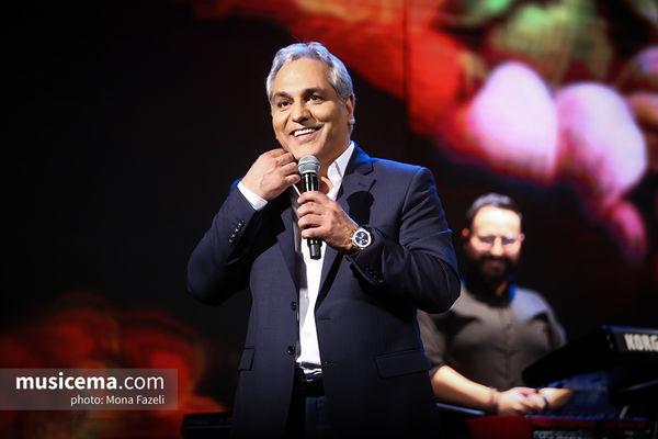 مهران مدیری کنسرت برگزار میکند