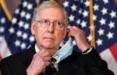 پیام تبریک رهبر اکثریت جمهوریخواه سنا به مناسبت پیروزی بایدن